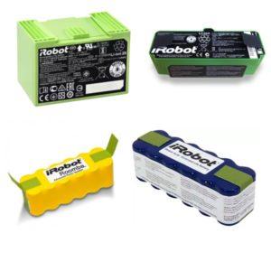 Аккумуляторы для Roomba
